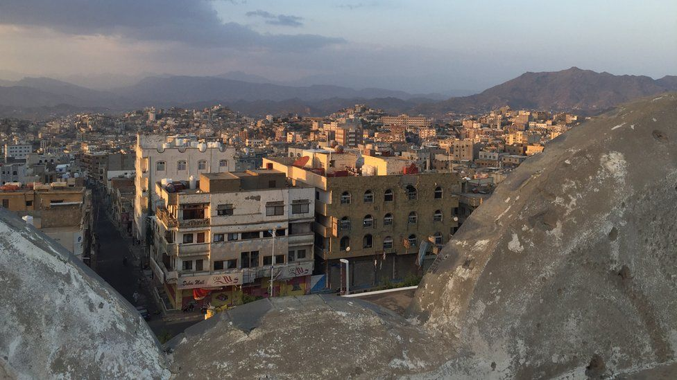 View of Taiz
