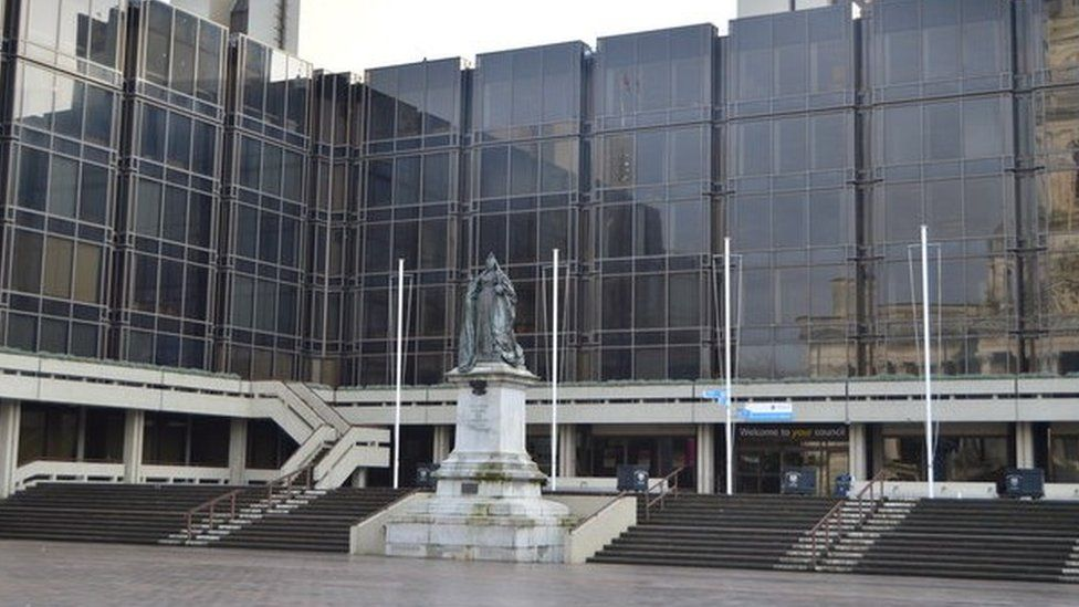 Portsmouth City Council offices