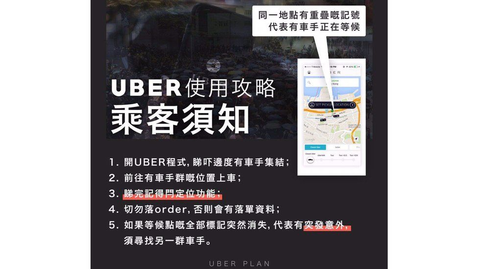 Uber poster