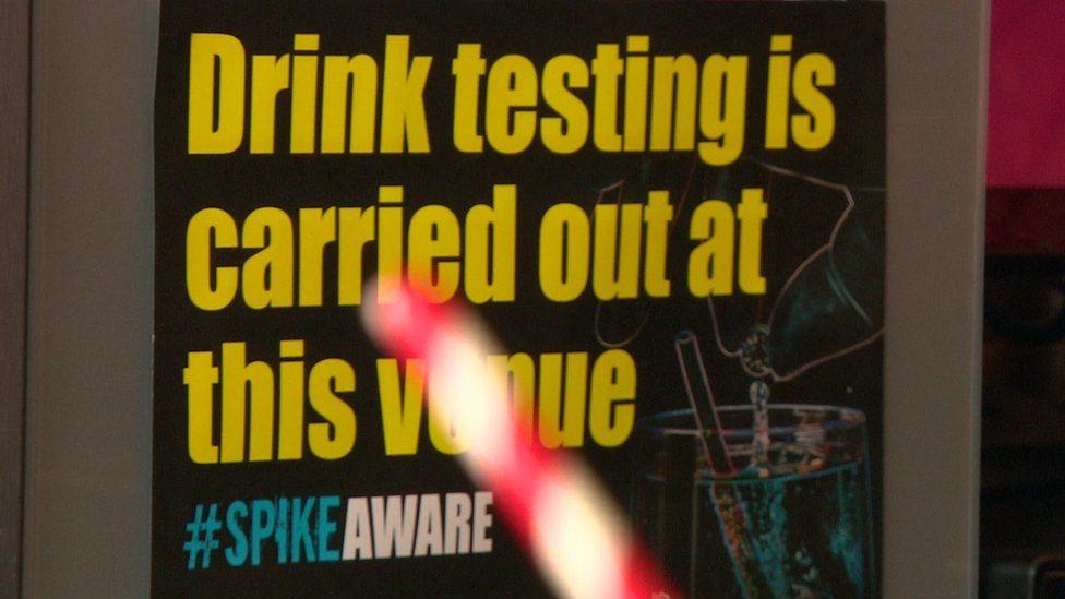 Spike aware poster
