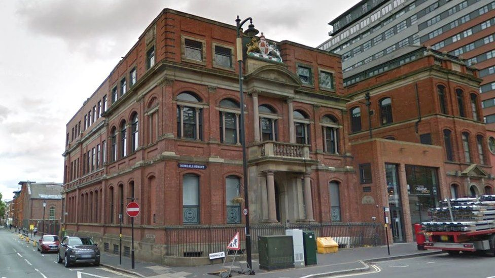 The former Birmingham Assay Office on Newhall Street, where it stood from 1877- 2015