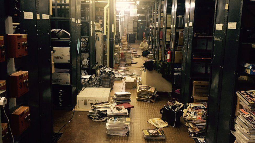 Hyman Archive