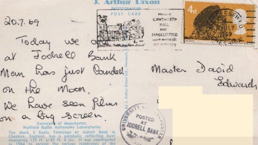 Postcard from 50 years ago