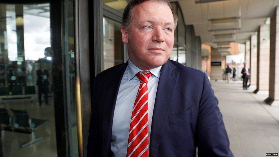 Tory MP Damian Collins