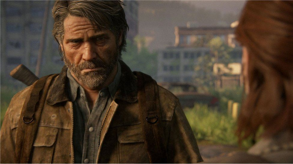 Joel in The Last of Us 2