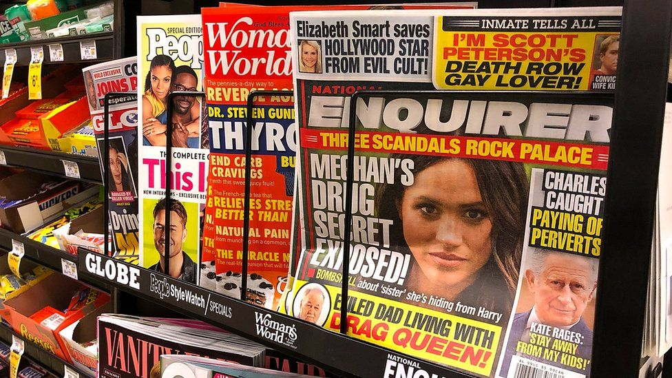 National Enquirer sold to US magazine distributor