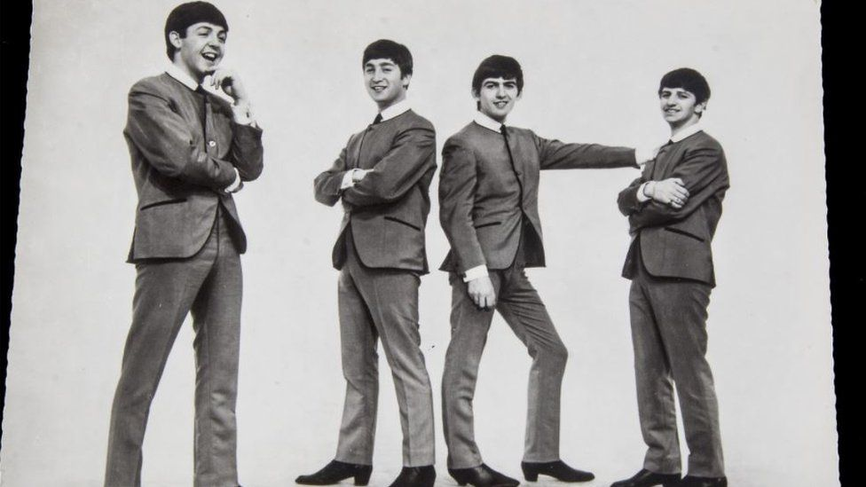 Beatles forged friendship with woman after passport help
