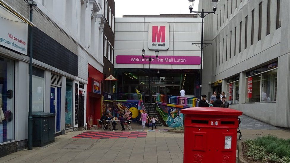 The Mall, Luton