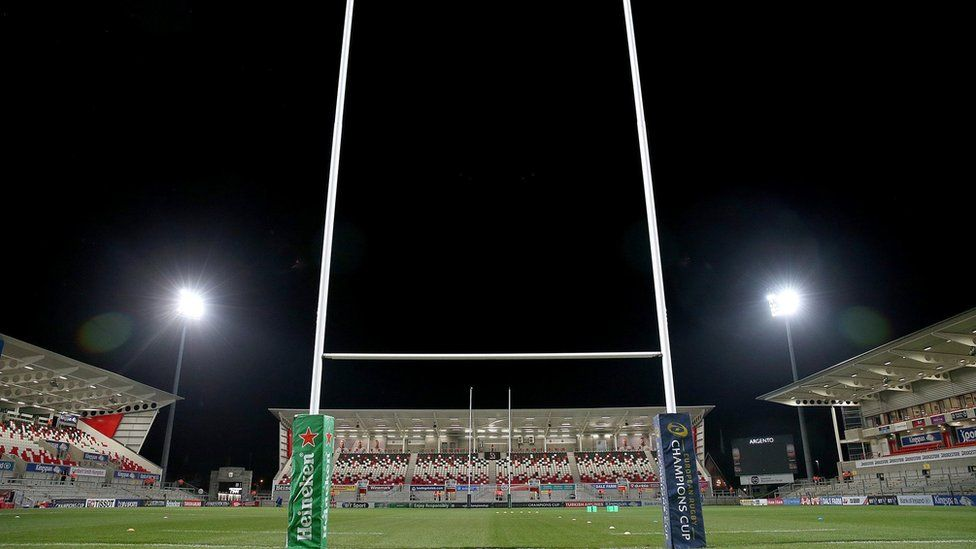 Kingspan Stadium in Belfast would be among the venues for the 2023 Rugby World Cup