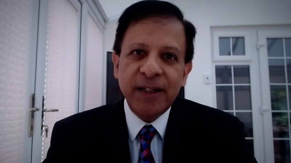 Dr Chaand Nagpaul