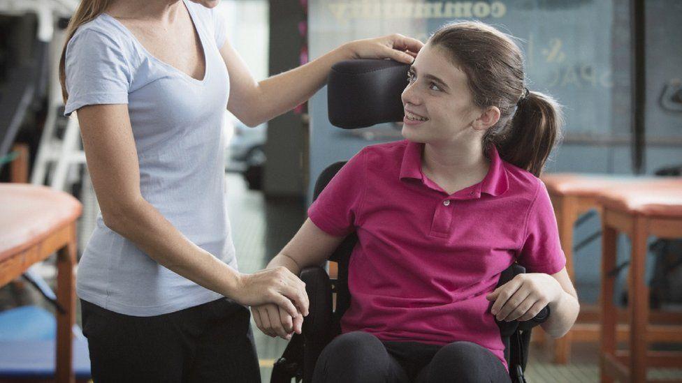 Disability carer