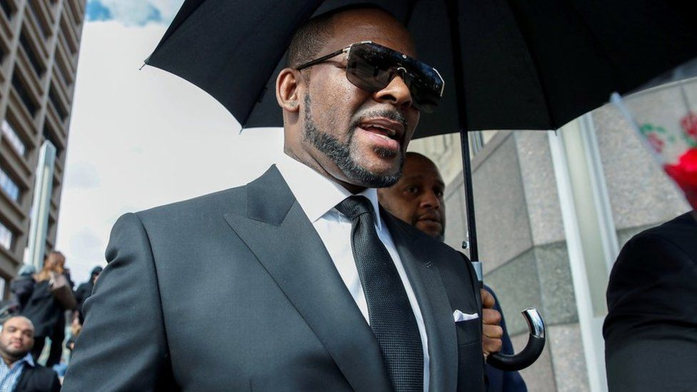 R. Kelly faces charges of prostitution involving a minor