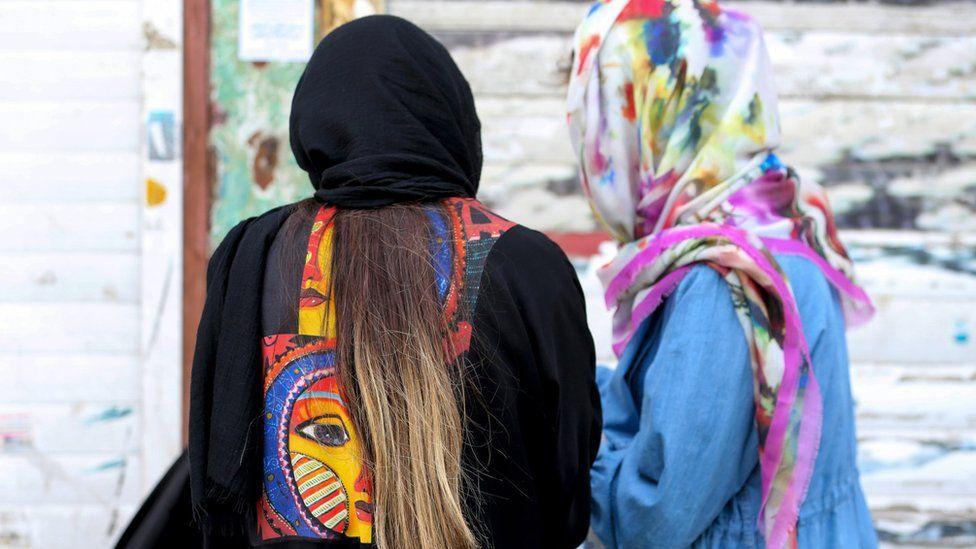 Women in Tehran (file photo)