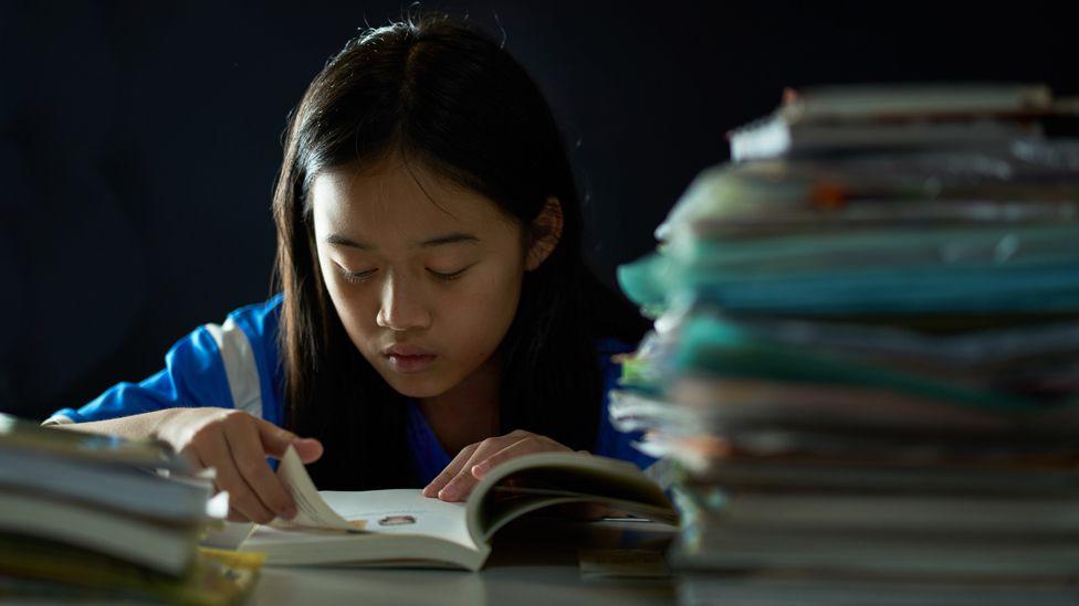 Pupil in Singapore