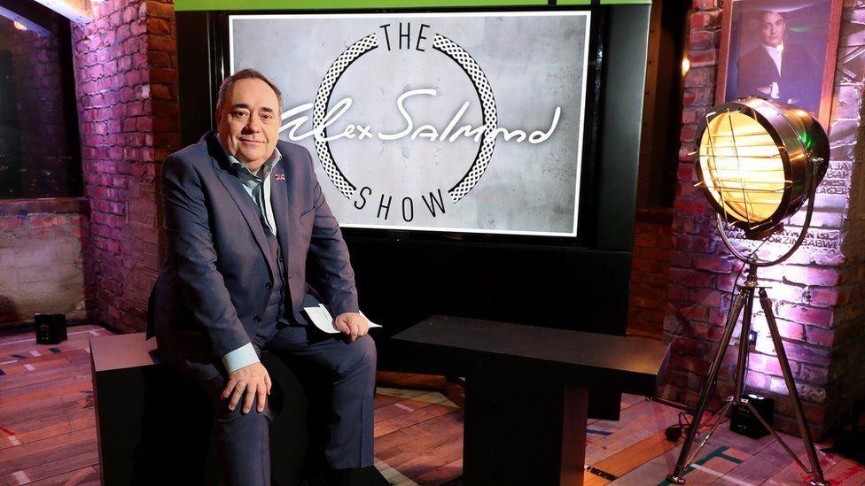Alex Salmond Show