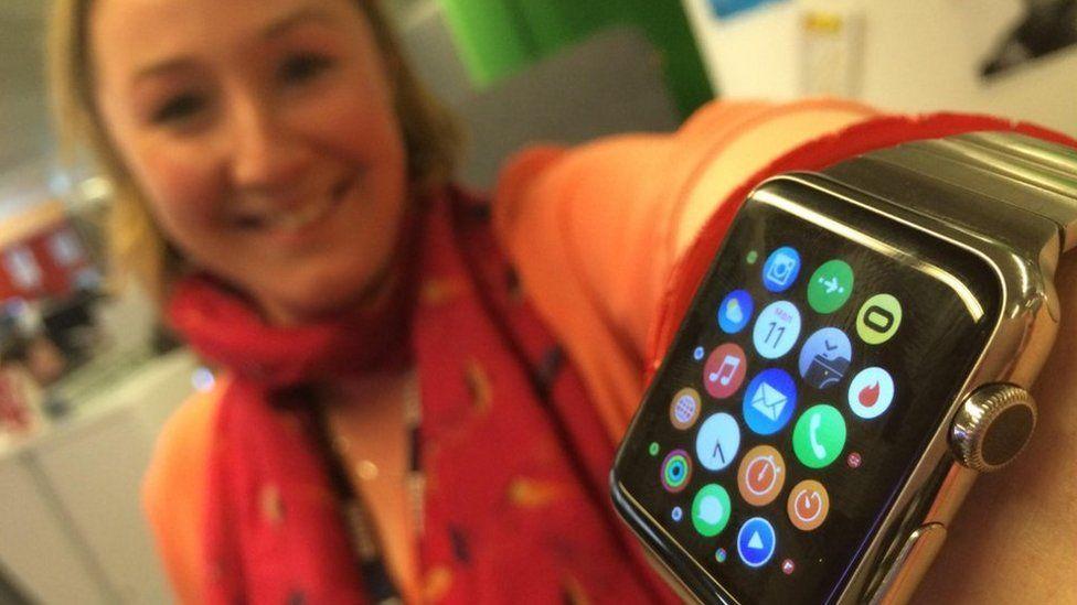 Apple Watch 1 released April 2015