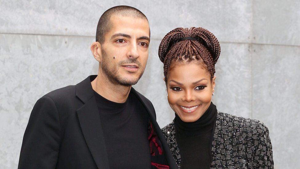 Janet Jackson and Wissam Al Mana