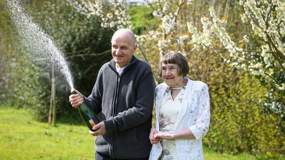 Denis and Ann Fawsitt