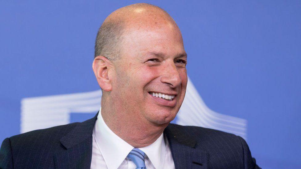 Ambassador of the United States to the European Union Gordon Sondland