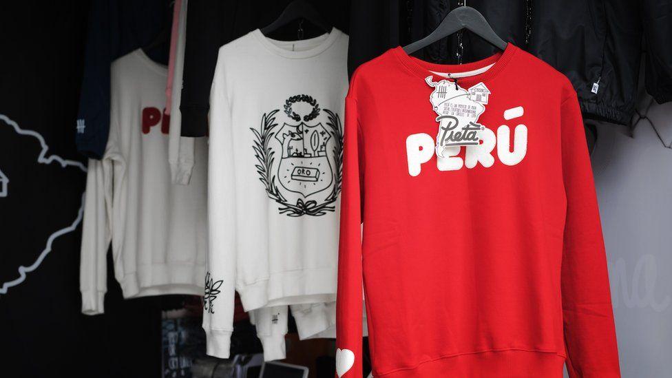 Pieta clothing