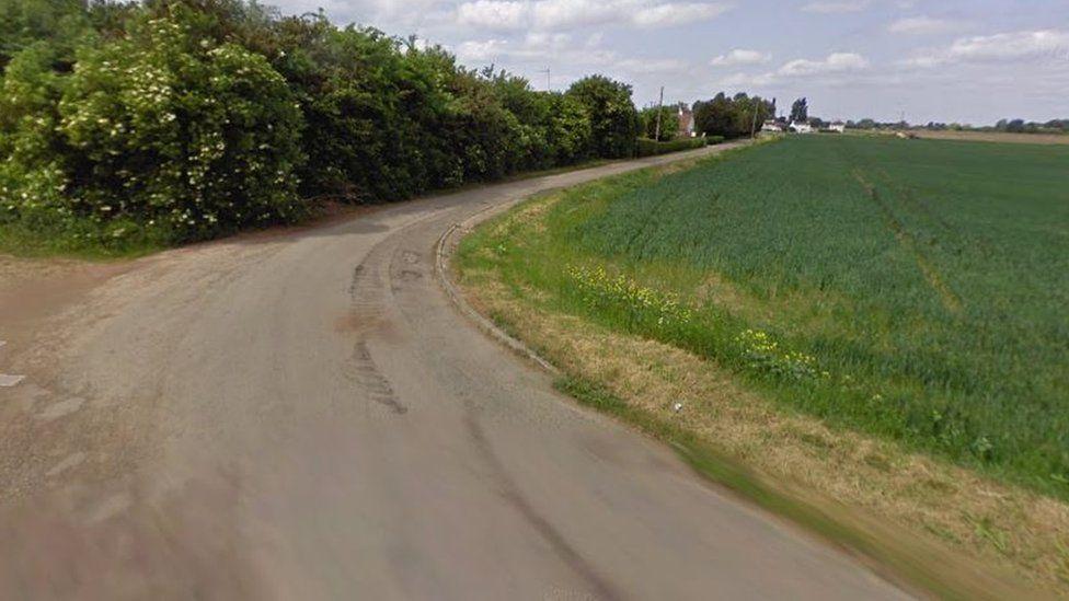 Mouth Lane near Guyhirn.