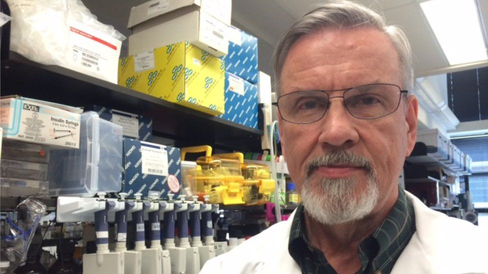 Dr Barney Graham