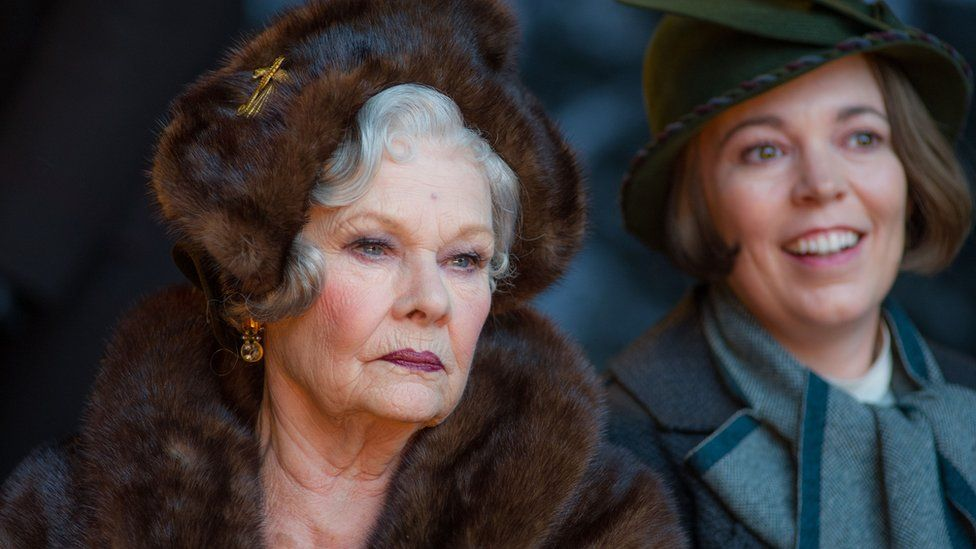 """Judi Dench and Olivia Coleman star in Fox's """"Murder on the Orient Express"""""""