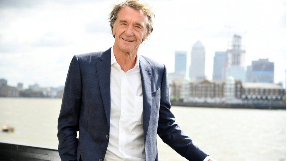 Cómo hizo su fortuna Jim Ratcliffe, el hombre más rico de Reino Unido que convierte en oro lo descartable