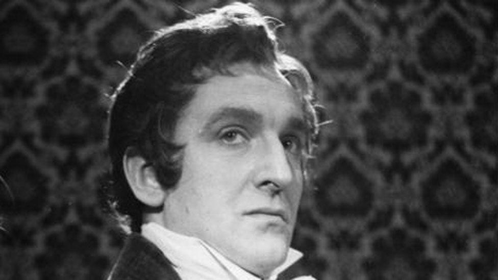 Alan Badel as Mr Darcy
