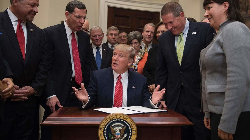 Top Republican says Trump's budget plan 'dead on arrival'