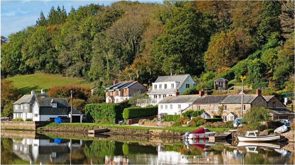 Properties in Cornwall