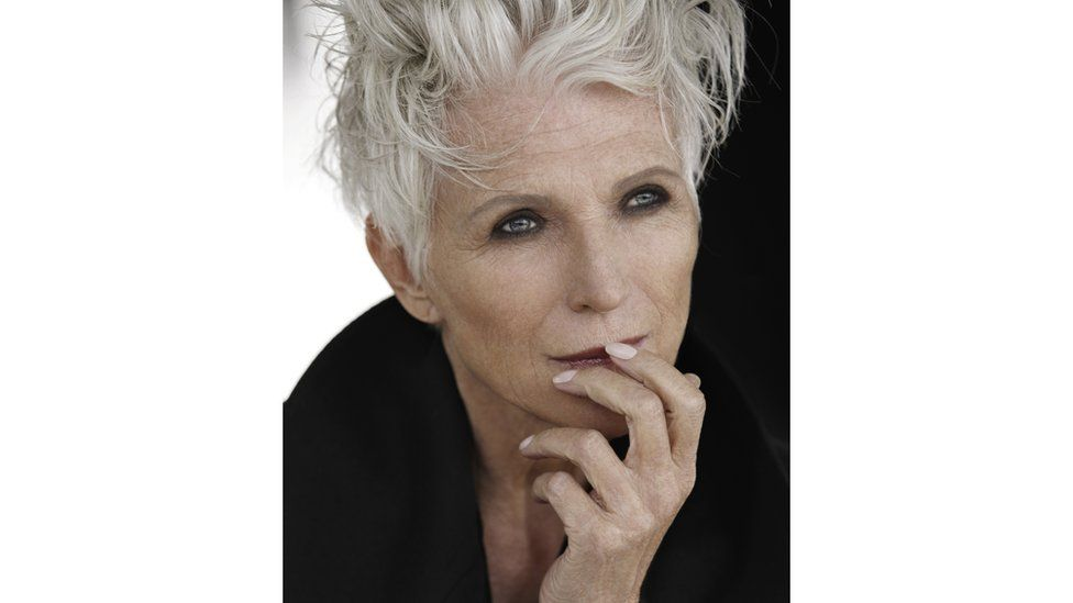 Maye Musk became the oldest model to be the face of CoverGirl last September