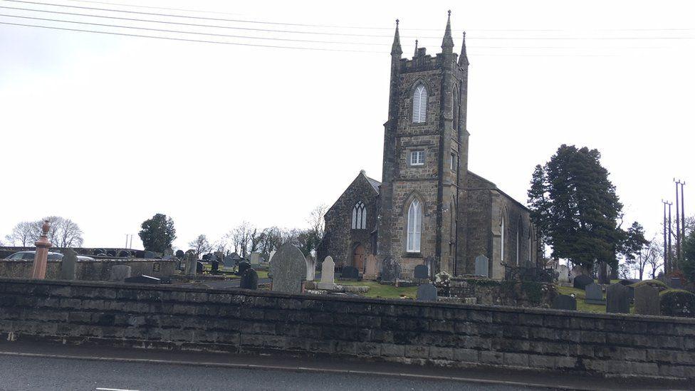 Church of Ireland Parish Church, Derrylin