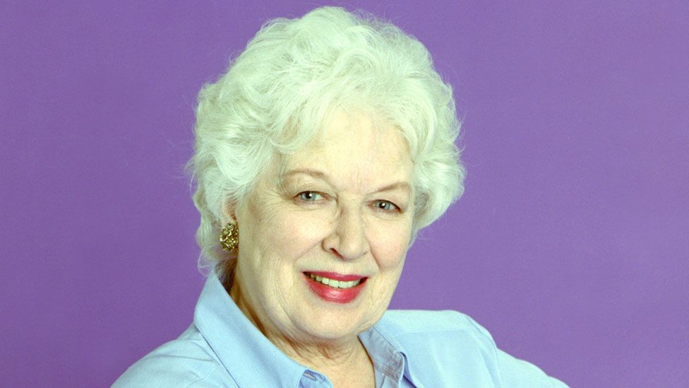 June Whitfield in 2000