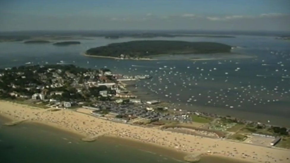 Poole Harbour islands