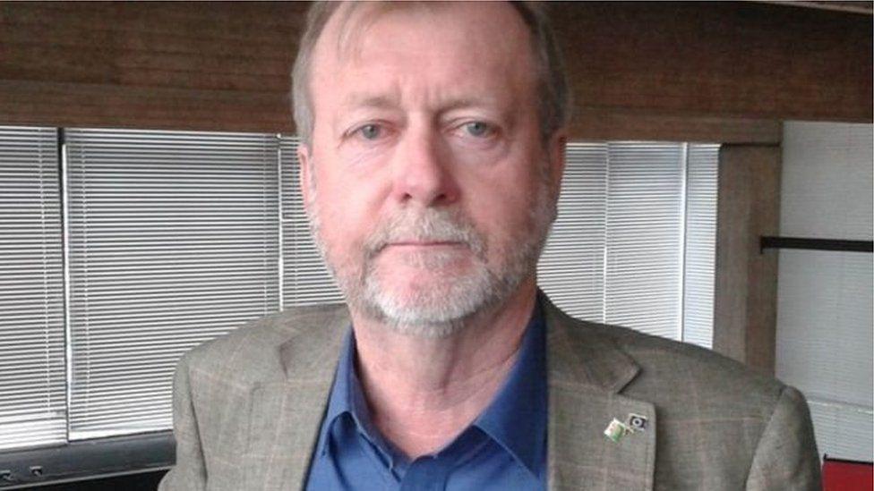 Jeff Cuthbert