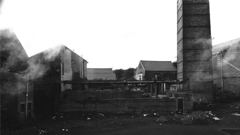 Morlais Colliery