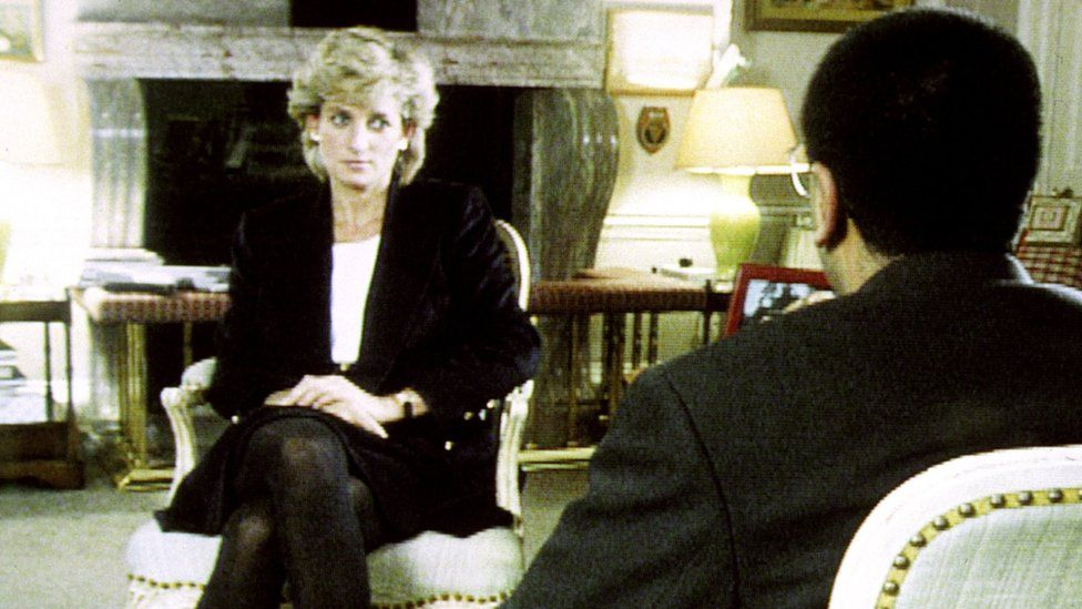 Princess Diana interviewed by Martin Bashir