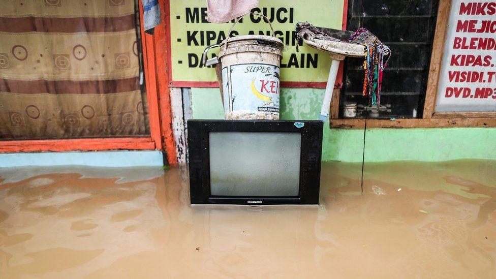 jakarta, flood