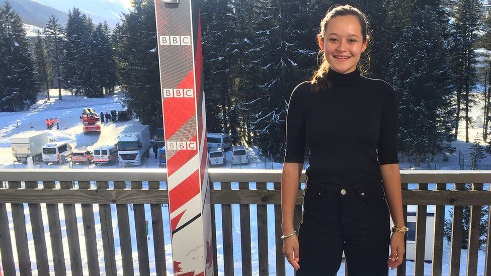 environmental activist Melati Wijsen