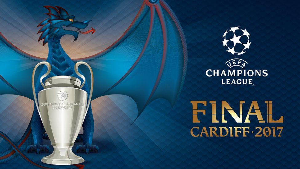 Champions League poster