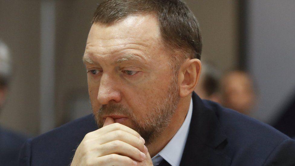 Rusal founder Oleg Deripaska
