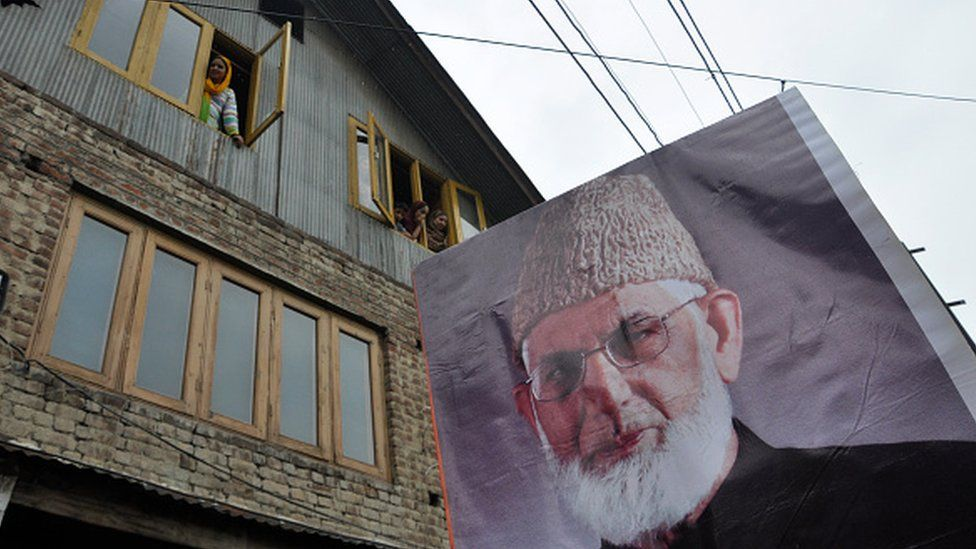 Syed Ali Shah Geelani: The man who fought for Kashmir's freedom thumbnail