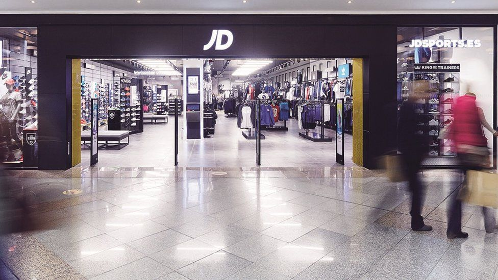 pirámide Detectar Inactivo  Six shops defying the High Street downturn - BBC News
