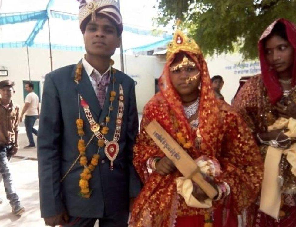 mass wedding in Madhya Pradesh India