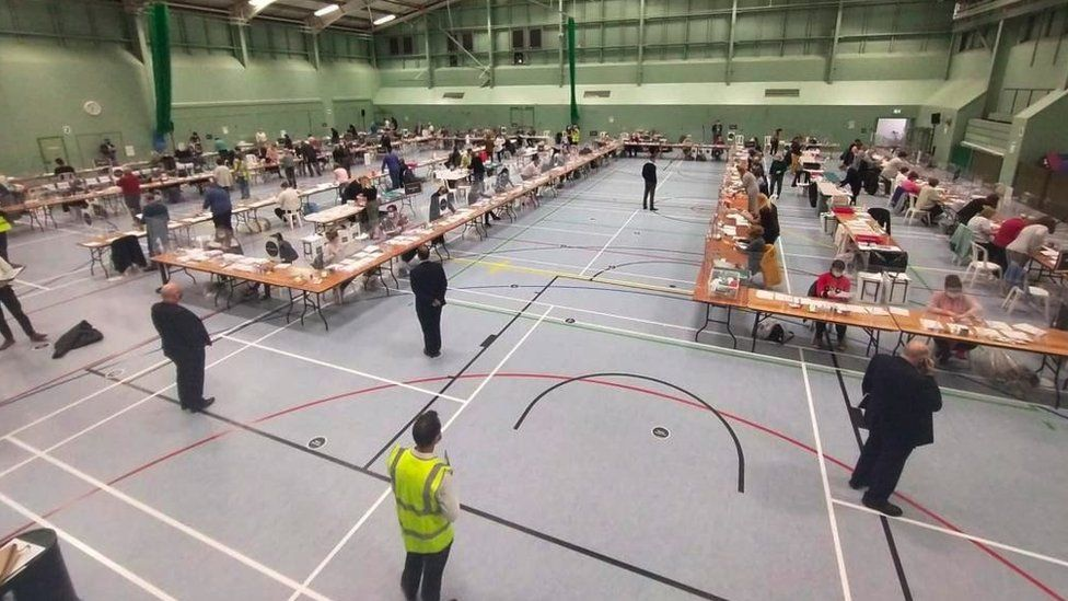 Counting in Salisbury