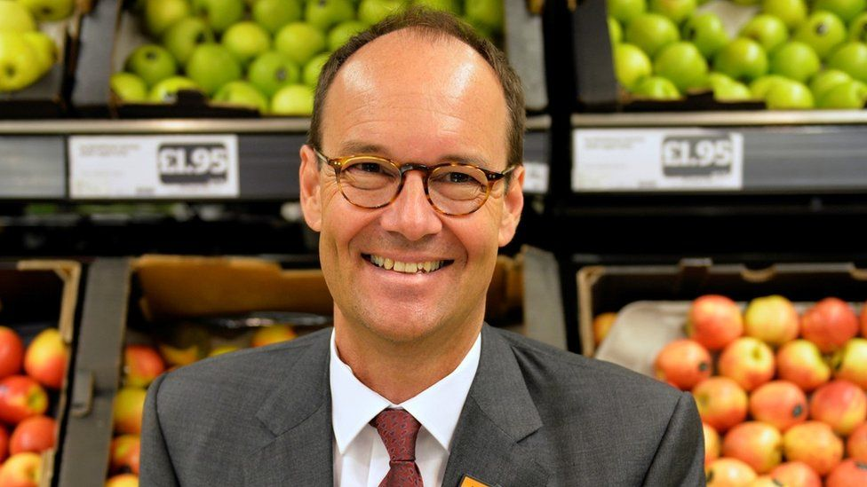 """Mike Coupe, chief executive of Sainsbury's recently called for """"fundamental reforms"""" of the business rates system"""