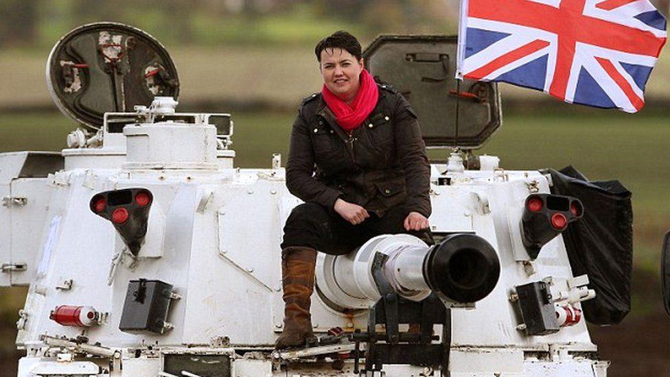 Ruth tank