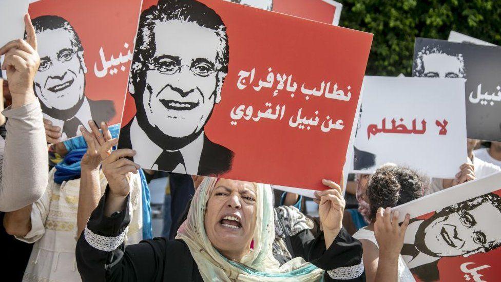 En Tunisie, un candidat réclame le report du second tour de la présidentielle