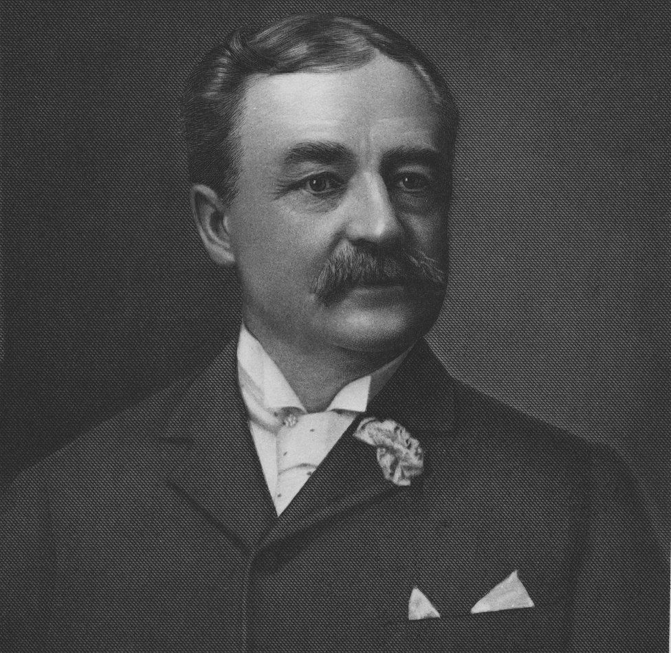 Aaron Montgomery Ward